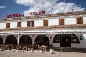Hotel Restaurante Setos