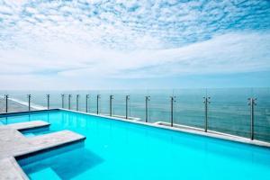 Exclusivo Departamento Con Vista Al Mar, Appartamenti  Lima - big - 33