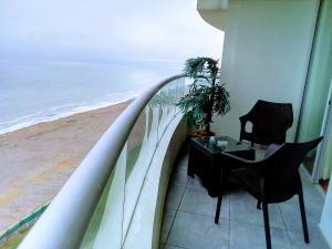Exclusivo Departamento Con Vista Al Mar, Appartamenti  Lima - big - 20