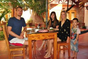 Nguyen Family Homestay, Bed & Breakfast  Ninh Binh - big - 6