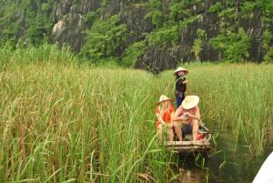 Nguyen Family Homestay, Bed & Breakfast  Ninh Binh - big - 44