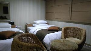 Suwon Orsay Business Hotel, Hotely  Suwon - big - 46