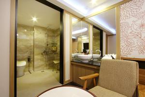 Suwon Orsay Business Hotel, Hotely  Suwon - big - 45