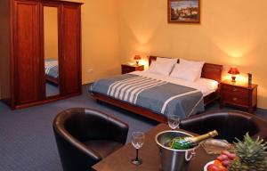 Platinum Hotel, Отели  Запорожье - big - 3