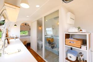 Holly Camp Airstream Villa Amami