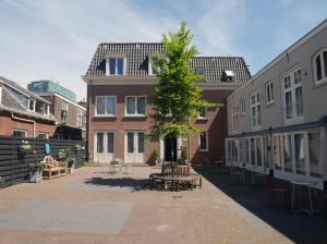 Stayci Serviced Apartments Central Station(La Haya)