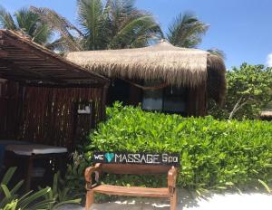 Chancabañita Tulum, Bed & Breakfast  Tulum - big - 47