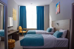 Platinum Hotel, Отели  Запорожье - big - 24