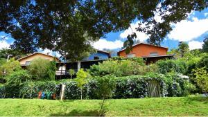 Pousada Colina Boa Vista, Pensionen  Piracaia - big - 28