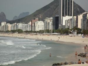 Real Residence Apart-hotel Copacabana, Апарт-отели  Рио-де-Жанейро - big - 1