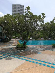 Studio View Talay 5C, Apartmány  Pattaya South - big - 24