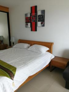 Studio View Talay 5C, Appartamenti  Pattaya South - big - 39