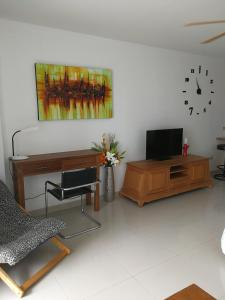 Studio View Talay 5C, Apartmány  Pattaya South - big - 32