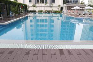 Goldmark City For Travelers, Apartments  Hanoi - big - 17
