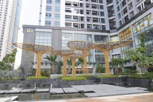 Goldmark City For Travelers, Apartments  Hanoi - big - 5