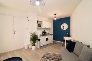 Appartement Paris-Saint Georges, Apartmanok  Párizs - big - 1