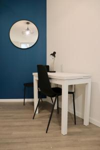 Appartement Paris-Saint Georges, Apartmanok  Párizs - big - 9