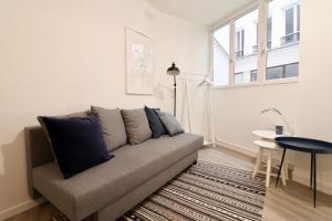 Appartement Paris-Saint Georges, Apartmanok  Párizs - big - 17