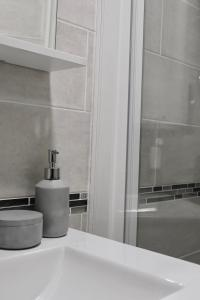 Appartement Paris-Saint Georges, Apartmanok  Párizs - big - 23