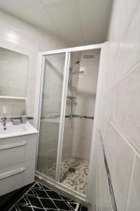 Appartement Paris-Saint Georges, Apartmanok  Párizs - big - 32