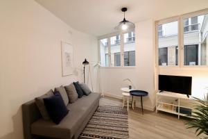 Appartement Paris-Saint Georges, Apartmanok  Párizs - big - 52