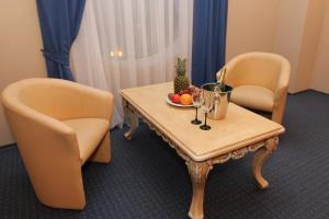 Platinum Hotel, Отели  Запорожье - big - 21