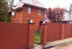 Country house on Rublevo-Uspenskom shosse