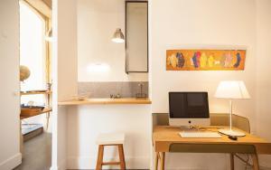 La Merci, Chambres d'hôtes, Bed & Breakfast  Montpellier - big - 81