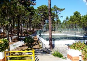 Parque de Campismo Orbitur Valado, Кемпинги  Назаре - big - 13