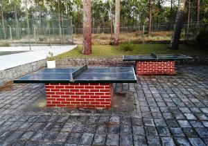 Parque de Campismo Orbitur Valado, Кемпинги  Назаре - big - 14