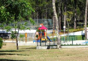 Parque de Campismo Orbitur Valado, Кемпинги  Назаре - big - 19