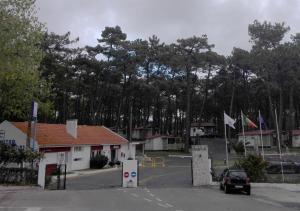 Parque de Campismo Orbitur Valado, Кемпинги  Назаре - big - 1