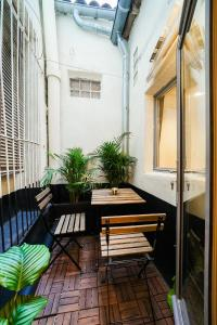 La farandole de Candolle, Appartamenti  Montpellier - big - 2