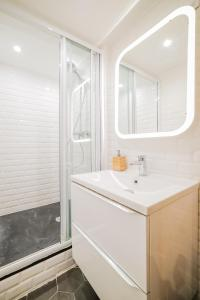 La farandole de Candolle, Appartamenti  Montpellier - big - 7