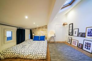 La farandole de Candolle, Apartments  Montpellier - big - 8