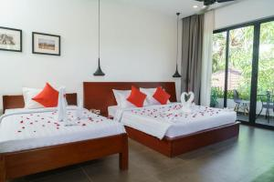 Residence 101, Hotely  Siem Reap - big - 45