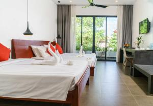 Residence 101, Hotely  Siem Reap - big - 23