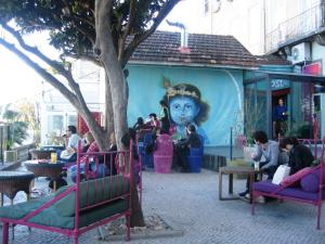 Casa do Patio, Apartments  Lisbon - big - 4