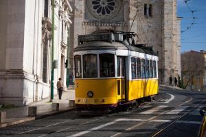 Casa do Patio, Apartments  Lisbon - big - 2