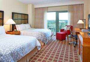 King or Double Room with View