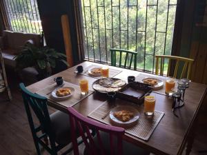 Pintos Hostal, Гостевые дома  Богота - big - 12