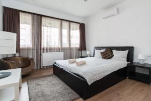 City Elite Apartments, Apartmány  Budapešť - big - 71
