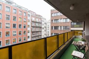 City Elite Apartments, Apartmány  Budapešť - big - 53