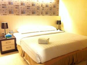 Benua Hotel, Отели  Kendari - big - 13