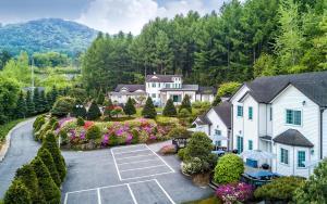 Green Hill Pension, Holiday homes  Pyeongchang  - big - 5