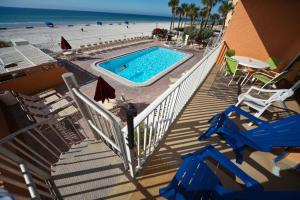 Sand Castle II Condo #202, Apartmány  Clearwater Beach - big - 16