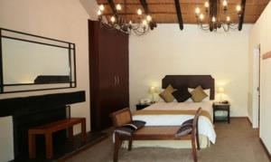 Standard Double Room-The Sands