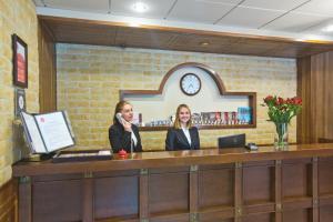Гостиница Амарис, Отели  Великие Луки - big - 15