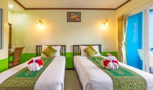 Aonang Silver Orchid Resort, Szállodák  Aunang-part - big - 44