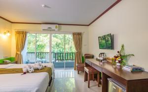 Aonang Silver Orchid Resort, Szállodák  Aunang-part - big - 21
